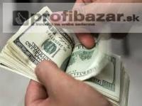 Ponuka úveru na konci roka