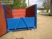 výroba kontejnery Avia a Abroll
