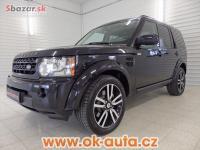 Land Rover Discovery 4 3.0V6 KŮŽE KAMERA NAVI -D