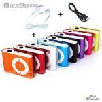 Super mini MP3 prehrávač s klipom
