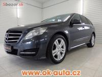 Mercedes-Benz R 350CDI 4MATIC 7 MÍST DVD 92 488 K