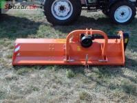 Nový mulčovač DP 155 - Akční cena 1299