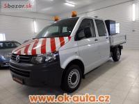 Volkswagen Transporter 2.0TDI VALNÍK DOUBLECAB