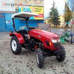 malotraktor TY504 4 valec 50HP, 4X4