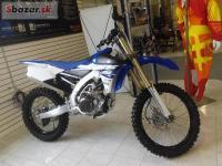 2015 Yamaha YZ 450F Motocross Dirtbike