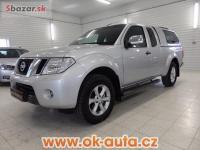 Nissan Navara 2.5 DCI 140 kW,NAVI,KAMERA,PRAV.SERV