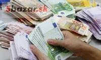 Pôžička, rýchle a spoľahlivé / / antoniovito