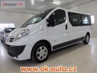 Nissan Primastar 2.0 dCi minibus klima 04/2011-DPH