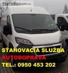 Autodoprava-Sťahovanie-Vypratávanie 0950 453 202