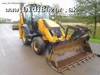 Nabízíme k prodeji traktorbagr JCB 3-ZNCX