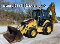 Caterpillar 44c2E Traktorbagr