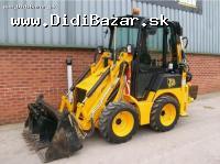 JCB 1cCX traktorbagr
