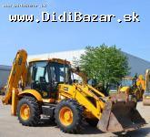 JCB 3cCX Super - traktorbagr