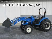 New Holland TcCc40D traktor