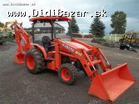 Kubota M5c9 traktor