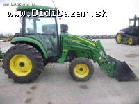 John Deere 4c720 traktor
