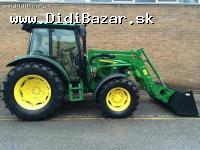 John Deere 50c90 traktor