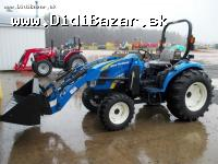 New Holland Boomer c304c5 traktor