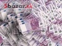 ponuka pôžičky peňazí medzi obzvlášť pre S