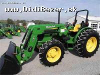 John Deere 5c101 traktor