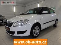 Škoda Fabia 1.6 TDI KLIMA 32 000 KM -DPH 2013