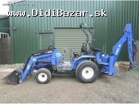 ISEKI THc43c30 traktor
