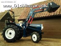 Mitsubishi D3c25c0 traktor