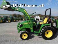John Deere 33c20 traktor