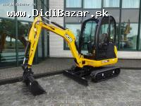 JCB 80c18 CTS bager