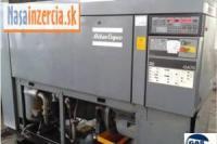 Predaj a servis skrutkových kompresorov AtlasCopc