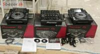 PREDAJ: 2x Pioneer CDJ-2000NXS2 / Pioneer DDJ-SZ
