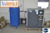 Prodej a servis šroubových kompresorů Atlas Cop