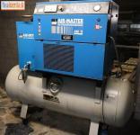 Prodej a servis šroubových kompresorů Schneider