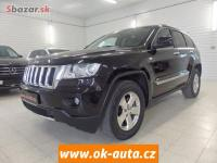Jeep Grand Cherokee 3.0 CRDI LIMITED 177 kW 2012-D