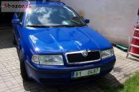 Škoda Octavia Combi LPG,TOP STAV,nové LPG