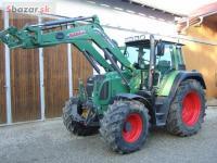 F/endt 412 vario Traktor