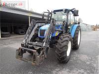N/ew H/olland T5050 traktor