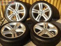 R18 5x112 VW R/line+letne Continental 235/40R18