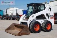 smykový nakladac Bobcat S1c75