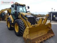 traktorbager CAT 434F