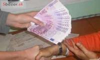 Ponuka pôžičky všetkého druhu: 2000 - 300000