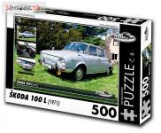 Puzzle ŠKODA 100 L (1971)