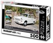 Puzzle TRABANT 601 (1965)