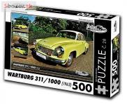 Puzzle WARTBURG 311/1000 (1963)