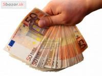 Ponuka pôžicky penazí medzi jednotlivými