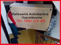 Sťahovanie Hlohovec 0902 210 099