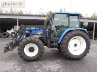 N/ew H/olland T5z05z0 traktor