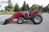 M/assey F/erguson 1z7z42 Traktor