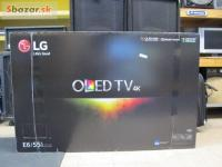 LG OLED55E6P Flat 55-Inch 4K Ultra HD TV