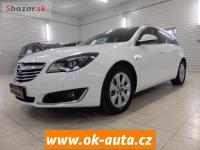 Opel Insignia 2.0 CDTI COSMO NAVI AUTOMAT 2014-DPH